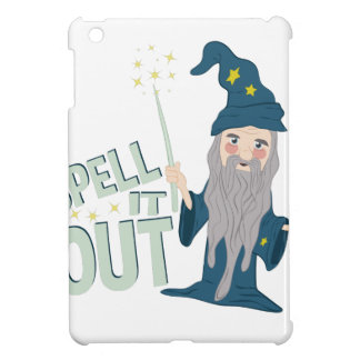 Spell It Out Cover For The iPad Mini