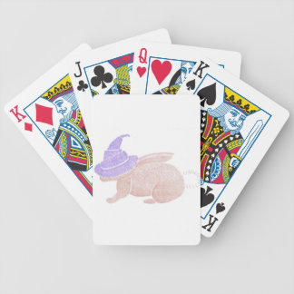 Spell Mishap Bicycle Playing Cards