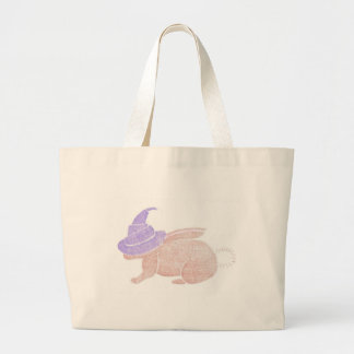 Spell Mishap Large Tote Bag