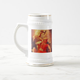 Spellcraft & Swordplay Beer Stein