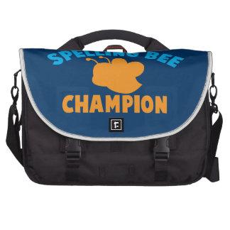 Spelling Bee Champion Laptop Commuter Bag