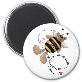 Spelling Bee Fridge Magnets