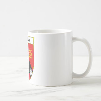 Spencer Coat of Arms/Family Crest Coffee Mug