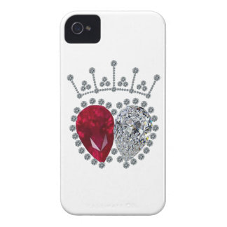 Spencer Engagement Ring iPhone 4 Covers