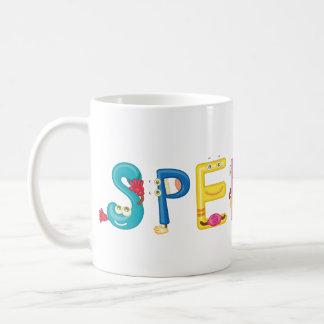 Spencer Mug