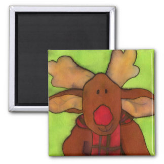 Spencer Reindeer Magnet 1