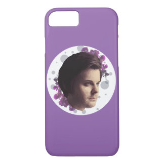 Spencer Smith Orchid iPhone 8/7 Case