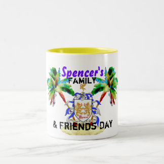 Spencer's Family & Friends Day Mug