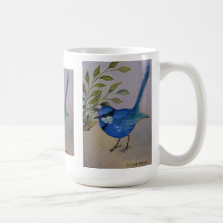 Spendidly Blue Mug