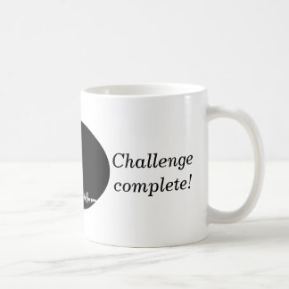Spent the winter in ND…Challenge complete! Coffee Mug