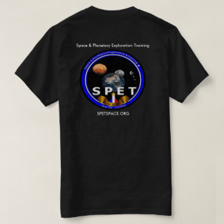 "SPET® Men's ""Dark Edition"" T-shirt"