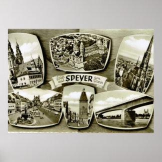 Speyer, Germany Poster