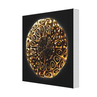 Sphere Fractal II Canvas Print