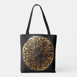 Sphere Fractal II Tote Bag