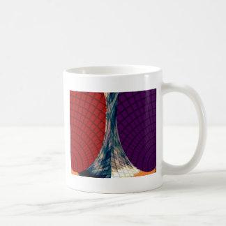Spheres and Pyramids - Holistic Colors Coffee Mug