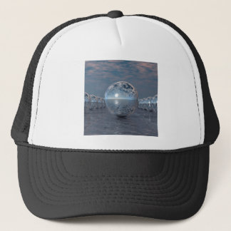 Spheres In The Sun Trucker Hat