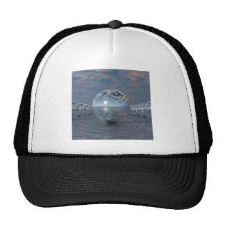 Spheres In The Sun Trucker Hat