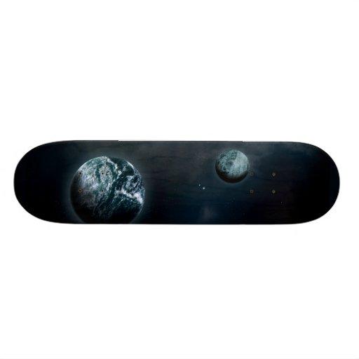 Spheres Skateboard