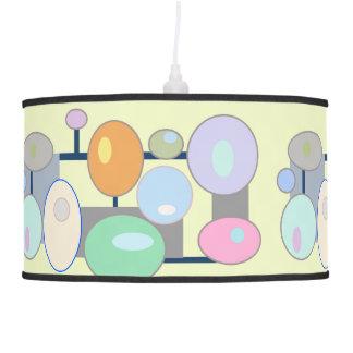 Spherical Color Pendant Lamp