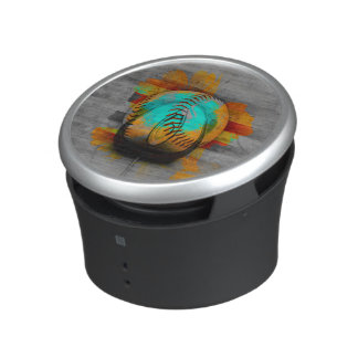 Spherical Mouse-Tech Flowers -New Mixed Technology Bluetooth Speaker