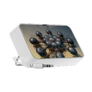 Spherical Tears - 3D Mp3 Speaker