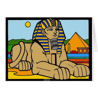 Sphinx Card