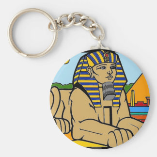 Sphinx Keychain