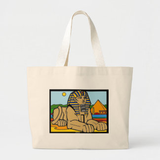 Sphinx Large Tote Bag