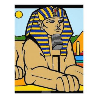 Sphinx Letterhead