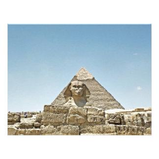 Sphinx Letterhead Design