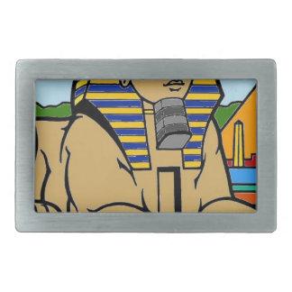 Sphinx Rectangular Belt Buckles