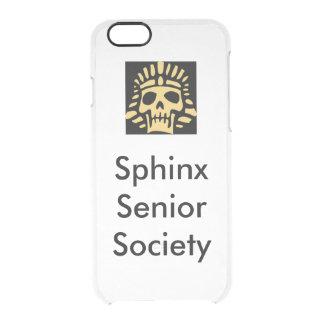 Sphinx Senior Society iPhone 6S Case