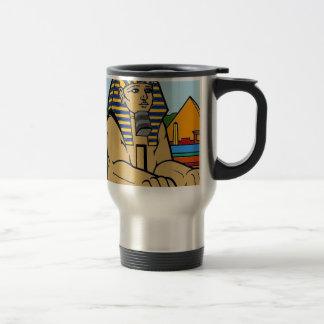 Sphinx Travel Mug