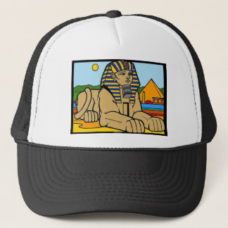 Sphinx Trucker Hat