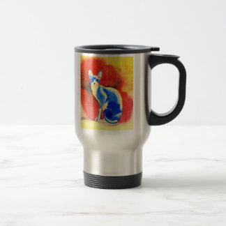 Sphynx Cat #1 Travel Mug