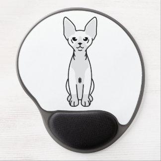 Sphynx Cat Cartoon Gel Mouse Pad
