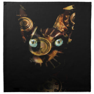 Sphynx cat napkin