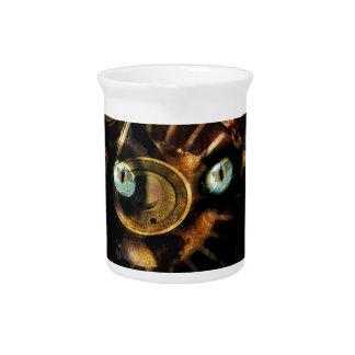 Sphynx cat pitchers