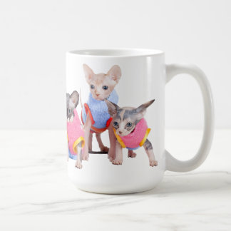 Sphynx Kittens Coffee Mug | GoSphynx.com