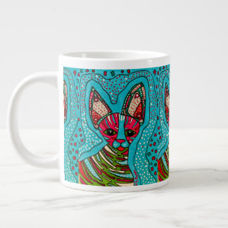 Sphynx Large Coffee Mug