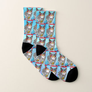 Sphynx Socks Small  Small (Men 5-7/Women 5-9) 1