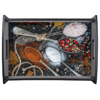 Spice Design Serving Tray