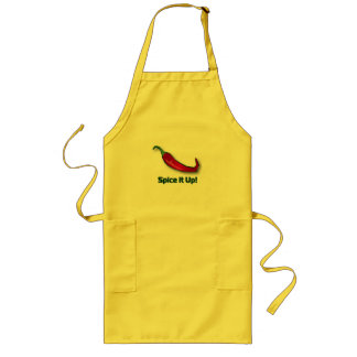 Spice-it-Up Long Apron