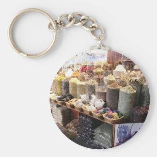 Spice Souk Dubai Keychain