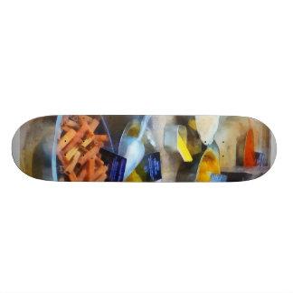 Spice Stand Custom Skate Board
