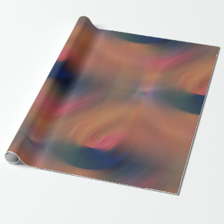 Spice Storm Wrapping Paper