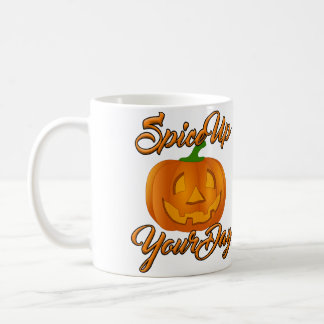 """Spice up your day"" Mug"