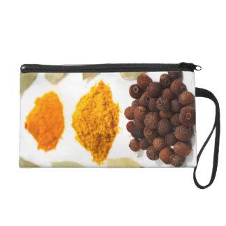Spices Wristlet Purse