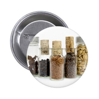 spices pinback button