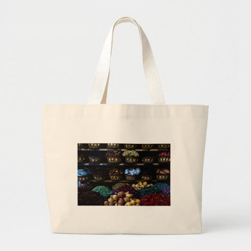 Spices of the Middle East Canvas Bags